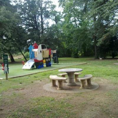 Pic-nic parc Lagardelle 3-7-11