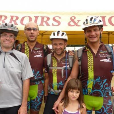 La Rando des Coteaux 11-9-2011