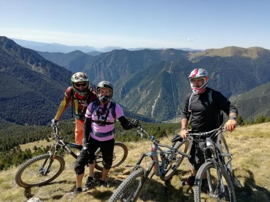Bike park vallnord 08 09 2019 1