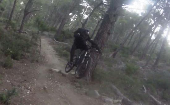 Marc saut